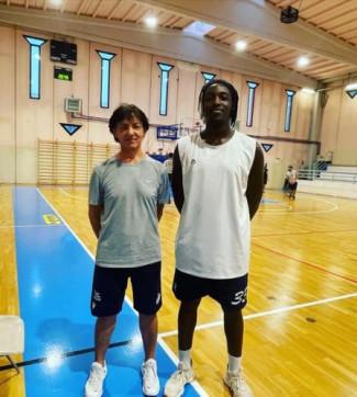 È Raphael Joel Bessan il secondo volto nuovo della Selene Basket Sant'Agata