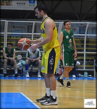 Angels Basket Santarcangelo e Francesco Fusco ancora insieme
