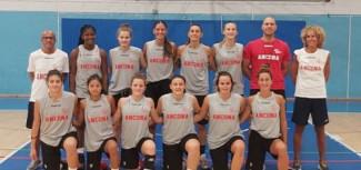 Seconda uscita per il Basket Girls Ancona . Al Palascherma test contro Perugia