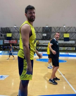 Angels Basket Santarcangelo : gradito ritorno Luca Raffaelli