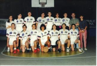 Verso il Futuro : A.S.D. Basket Borgonovo 1972