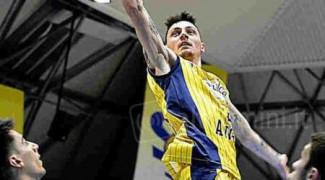 Santarcangiolese Basket   vs CVD Basket Club   54   - 61