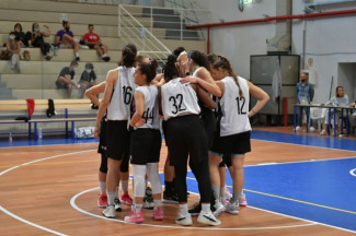 Faenza Basket Project E-Work - USE Empoli  56-50 (18-8, 15-12, 7-17, 16-13)