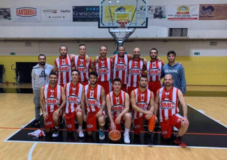 Medicina Basket 2007 - Budrio Academy 289 73-65 (16-12; 41-31; 68-49; 73-65)