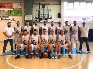 Promozione Girone E - Massa Basket 2010  - Pol. Dil. Faro Consandolo 79 - 57
