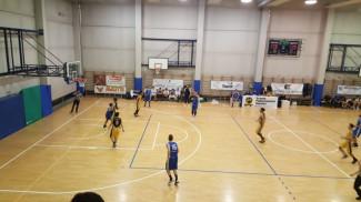 Scuola Pallacanestro Vignola vs Polisportiva Nazareno 72-64
