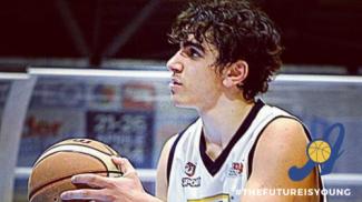Angels Basket Santarcangelo : Niccolò Buzzone - agli ordini di coach Ceccarelli