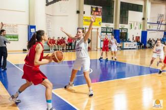 Progresso Basket Bologna  vs Olimpia Basket Pesaro 65 - 48