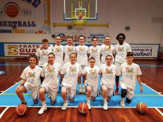 Fine settimana agrodolce per le formazioni seniores della Valtarese Basket