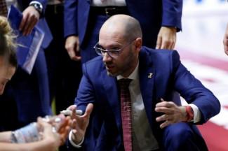 Le parole di Andrea Liberalotto, nuovo Head Coach della squadra femminile di Virtus Segafredo