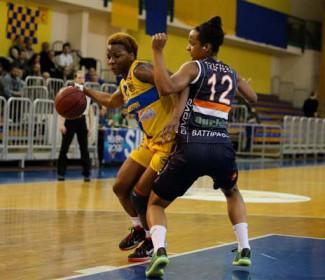 Famila Wuber Schio – Lavezzini Basket Parma 97 –  62 (45-30)