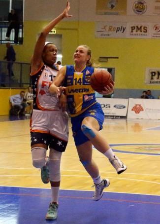 Passalacqua Ragusa - Lavezzini Basket Parma 68 – 61 (35-28)