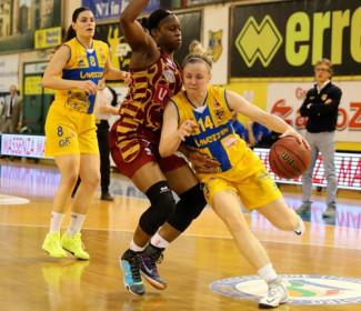 Lavezzini Basket Parma – Umana Reyer Venezia 58 – 56 (43-31)
