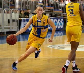 Lavezzini Basket Parma – Meccanica Nova Vigarano 65 – 70 (41-34)