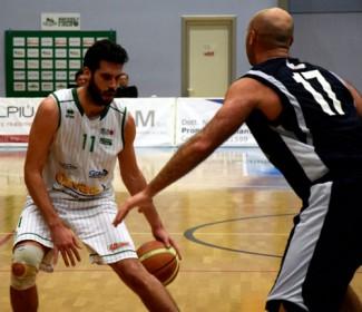 Ferrara Basket 2018 , altro test con Molinella.