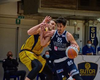 Presentazione Virtus Basket Rossella Civitanova Marche -Sutor Basket  Montegranaro