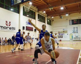 Liofilchem Roseto- Virtus Basket Rossella Civitanova Marche  77-75