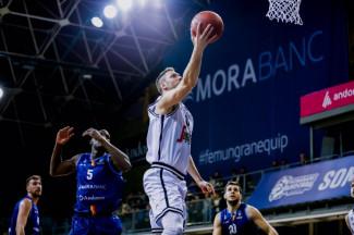 MoraBanc Andorra – Virtus Segafredo Bologna: 93 – 79