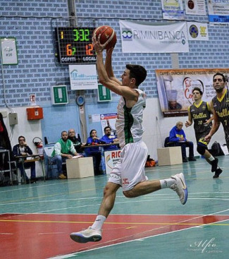 Pallacanestro Pianoro - Rose & Crown Villanova Tigers 84-96 (21-15; 45-33; 63-62)