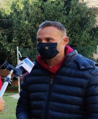 Despar 4 Torri Ferrara : Intervista a coach Andrea Fels