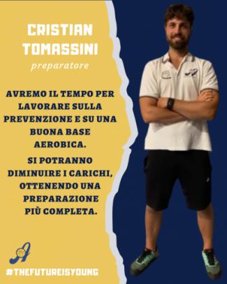 Angels Basket Santarcangelo : Al via il lavoro con Cristian Tomassini