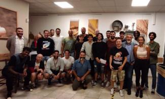 Baskèrs Forlimpopoli : Ieri il raduno dei galletti