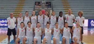 Torneo di Roseto. Il Basket Girls supera Terni. Oggi la finale