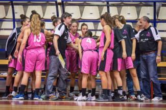 Olimpia Basket Pesaro  -   Happy Basket Rimini  47-79