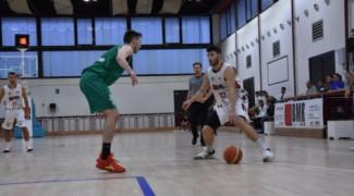 La Bmr Basket 2000  R.E.  non sbaglia, Bertinoro va ko.