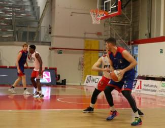 Bologna Basket 2016 - Virtus Kleb Ragusa 74 - 66