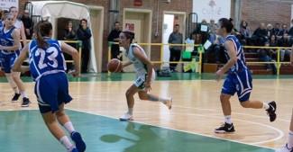 BSL San Lazzaro : Infortunio a Carla Talarico