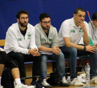 Pre- gara    Basket Lugo - Virtus Medicina.