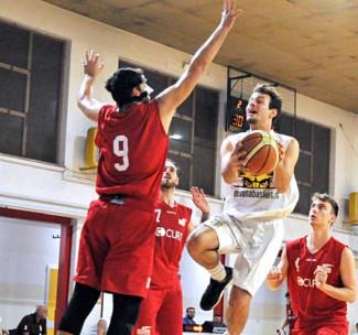 Cesena Basket 2005  - Pall. Budrio 2012   55 - 54