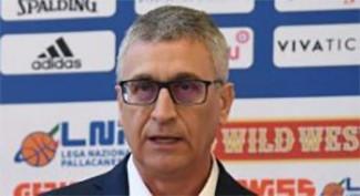 Pietro Basciano confermato presidente della Lega Nazionale Pallacanestro.