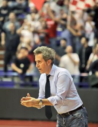 Scrimmage RivieraBanca- Tigers Cesena, prepartita con Coach Bernardi