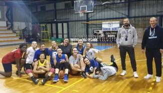 Basket serie B femminile: la Thunder Halley Matelica inizia il 6 marzo