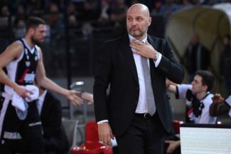 Le parole di Coach Djordjevic nel post partita di Roma