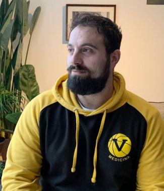 Virtus Medicina : Matteo   Dalpozzo è il nuovo Coach della nostra C Gold !!!