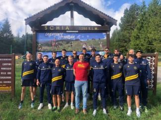 A.S.D. Energy Volley Parma  WiMORE , chiuso il mini ritiro tra Schia e Tizzano