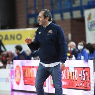 Pre-partita di Staff Mantova-Reale Mutua Torino