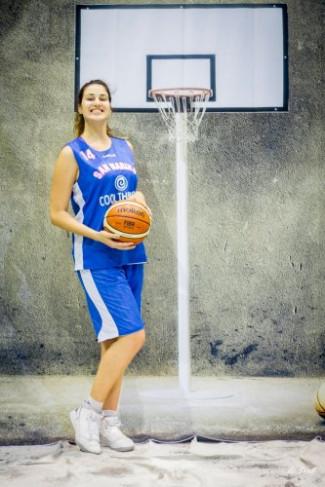 Dess Vladimirova è la nuova allenatrice della femminile Villanova Tigers
