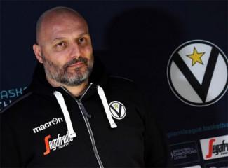 """Djordjevic (Virtus Bologna): """"con Varese onoreremo l'impegno. Io voglio vincere"""""""