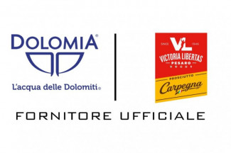 Acqua Dolomia è il nuovo Official Water Partner della Carpegna Prosciutto Basket Pesaro!