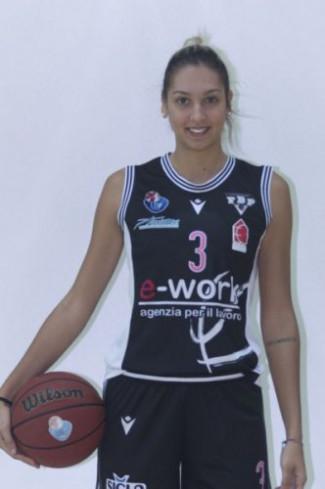 Faenza Basket Project : Saluta # 3 Sofia Dell'Olio