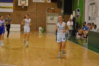 Serie B Femminile - BSL San Lazzaro - Thunder Matelica 79-36 .