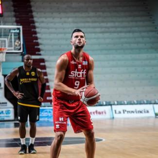 Sabato 4 settembre 2021 amichevole Pallacanestro Mantova- Kleb Basket Ferrara a porte aperte!