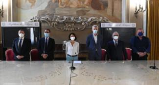 Virtus Segafredo Bologna : Ripartire in sicurezza a Bologna: la prefettura promuove la campagna informativa rivolta ai giovani