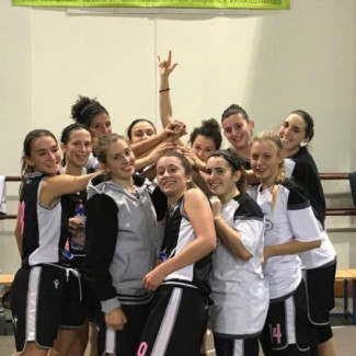 Pall. Calderara   vs   Faenza Project Girls  66 - 76