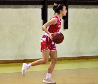 Happy Basket Rimini    vs  Libertas Forlì 56-57 (12-14; 14-12; 17-17; 13-14)