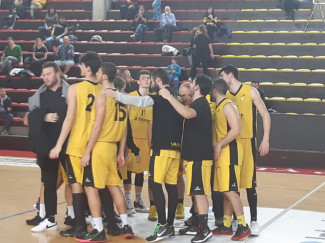 Intech Basket Giallonero  vs Pol. Virtus Castenaso  55 - 49